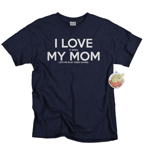 Kids clothing shirts for boys and girls cute tshirts i for What do i get my mom for christmas