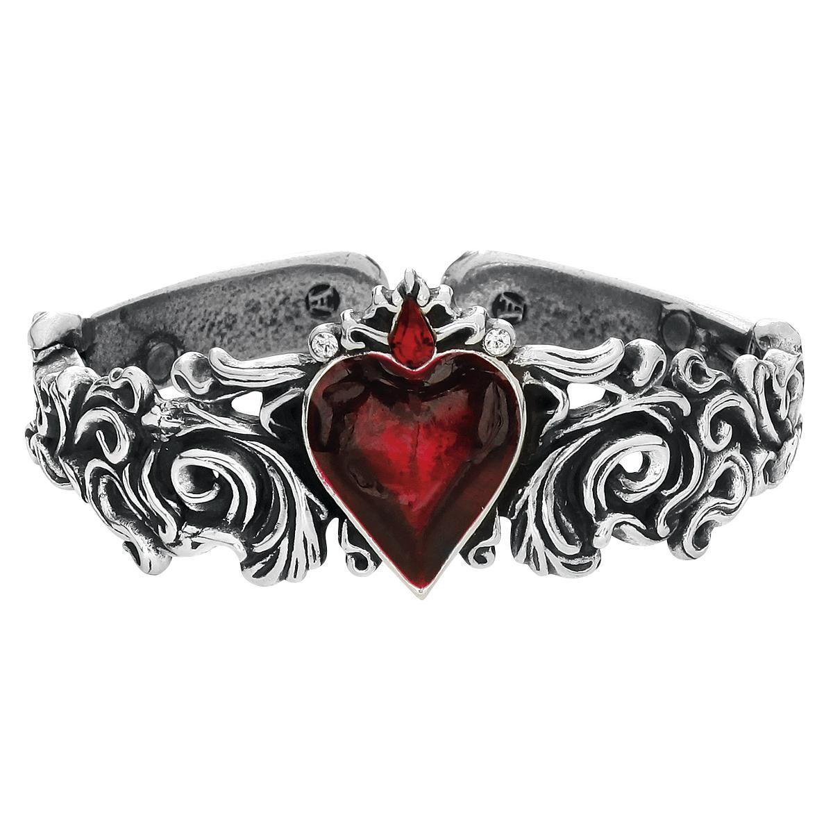 Goth Alchemy Gothic Red Vampire Blood Heart Romance ...