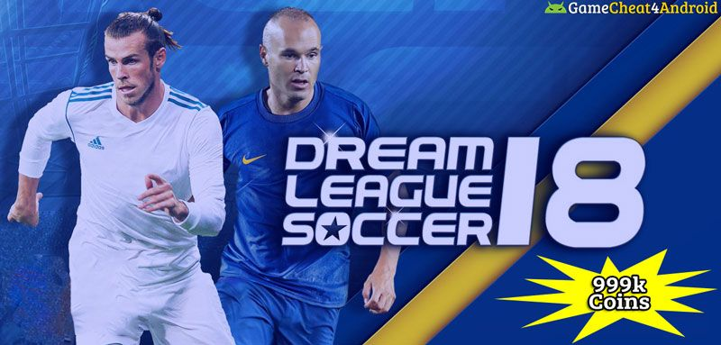 Dream League Soccer Hack 2019 Online Cheat For 999k Soccer Coins League Soccer Soccer Games