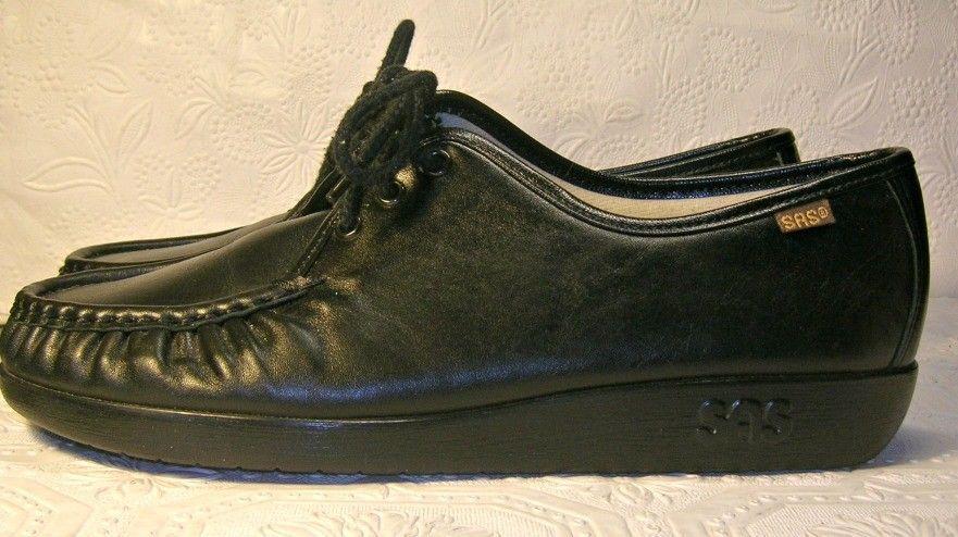 SAS Bounce Shoes Lace Up Size 9 WW