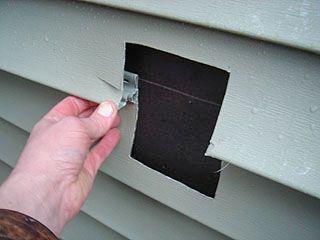 Vinyl Siding Inspection Tjr Construction Llc Siding
