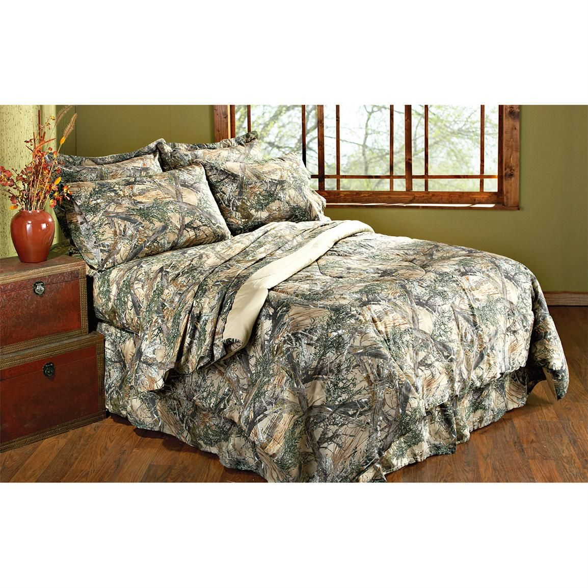 All In One True Timber Mc2 Camo Bedding Set 213602