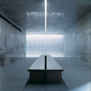 Tadao Ando - Detail 2 | Perspective (Graphical) | Stairs