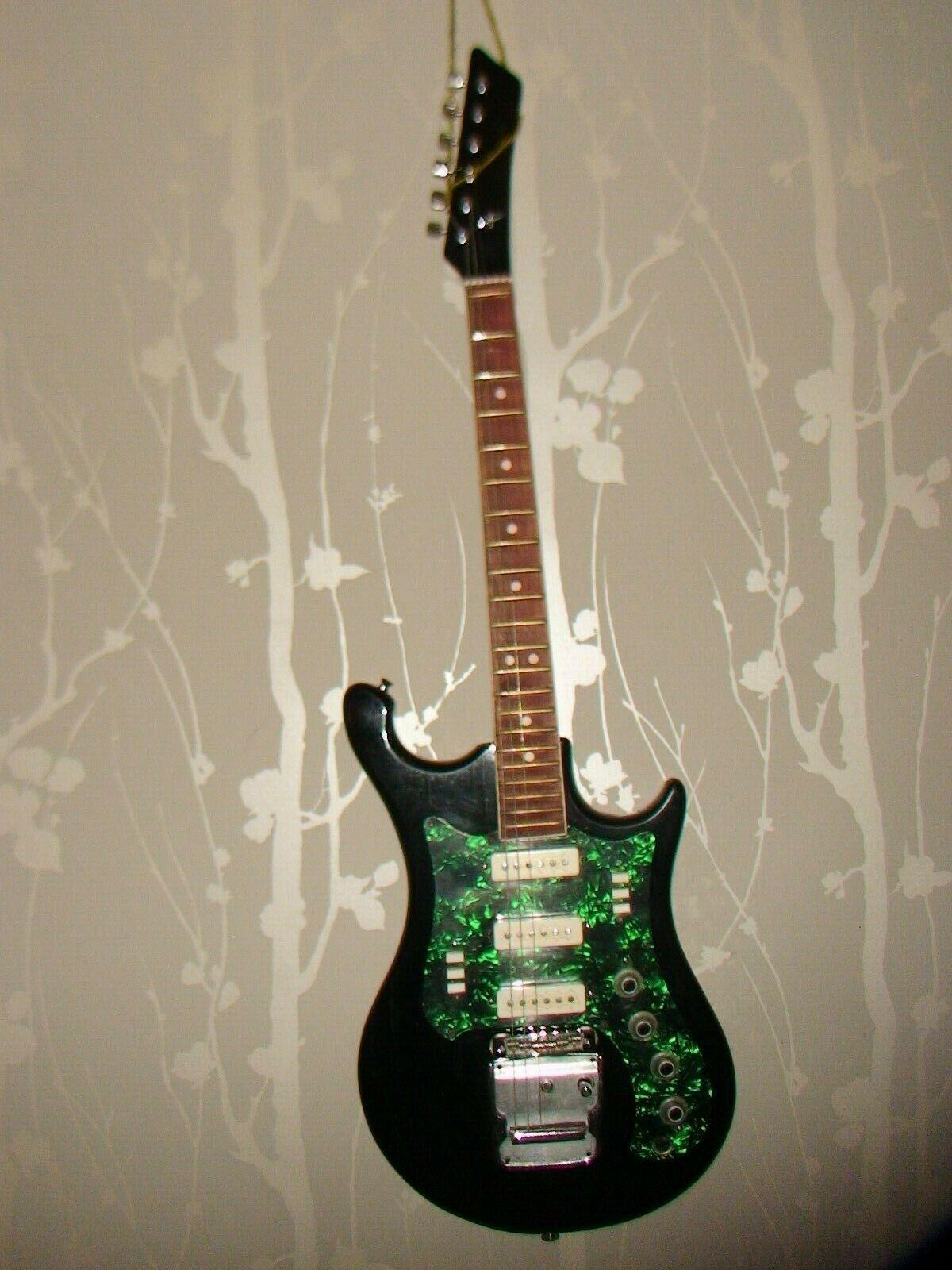 Ural 650 Electric Guitar Ussr Soviet Copy Yamaha Vintage Ebay In 2020 Electric Guitar Guitar Vintage