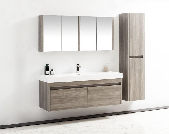 Stupendous Golden Elite Cabinets Bathroom Vanities Labrador Maple Interior Design Ideas Pimpapslepicentreinfo