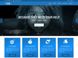 Website Templates Free Sadaka 10  Design  Pinterest  Template