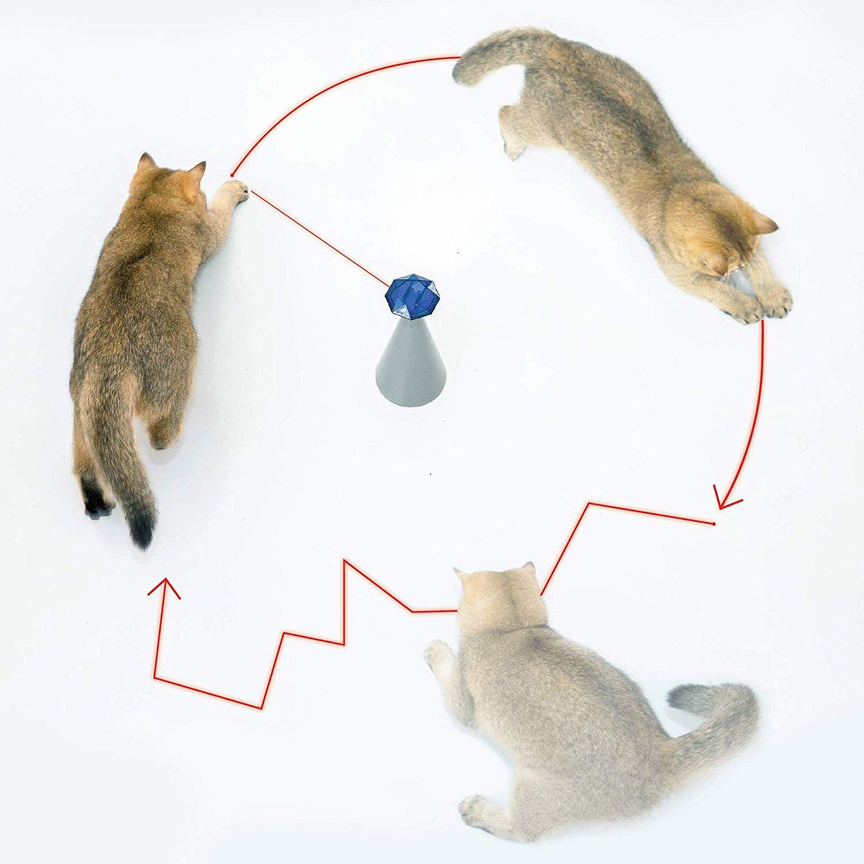 Automatic Laser Toy Cat Laser Toy Cat Toys Cat Laser