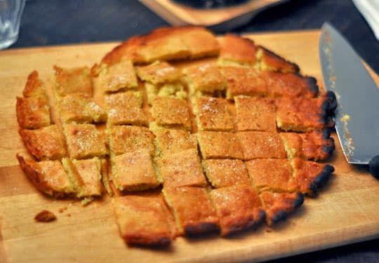 Crispy, Chewy, Gluten-Free: Socca (Chickpea Pancake) — Recipe Reviews | The…