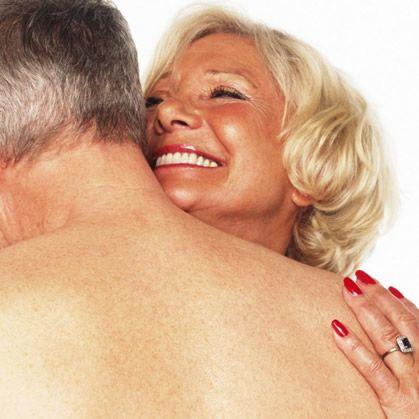 Sexual pleasure older women