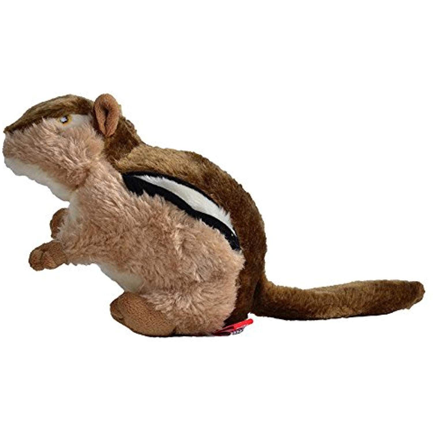 Dogs Squeaker Toys Plush Toys For Dogs Fluffy Squirrel Read