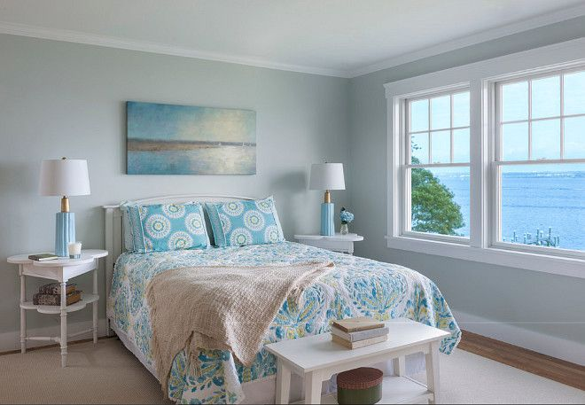 cottage bedroom paint color beach cottage bedroom paint on beach house interior color schemes id=88379