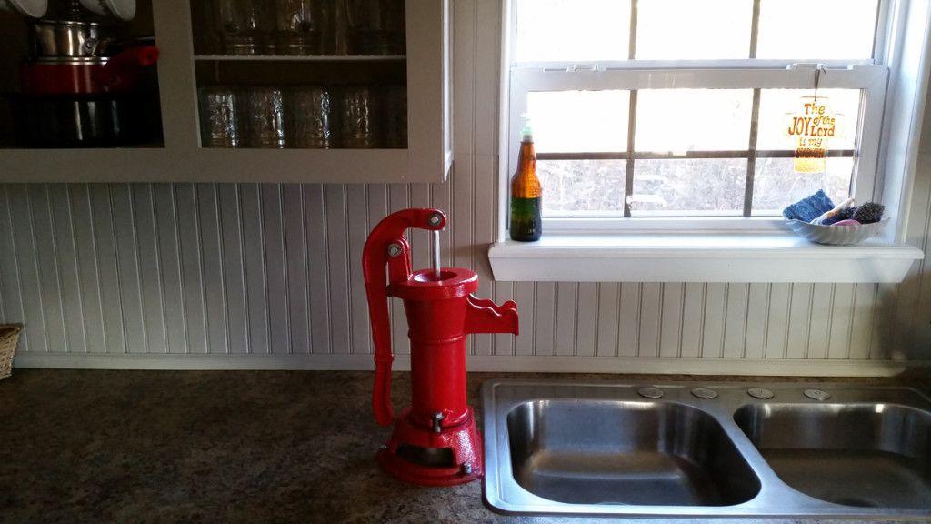 Charming Pitcher Pump Faucet Ideas - The Best Bathroom Ideas ...