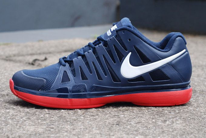 buy online 4a318 c1b96 ... Nike Vapor 9 - Flame Collection Nike Tennis Pinterest Nike tennis, Nike  Vapor and Tennis ...