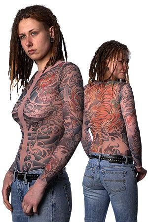 Tattoo Clothes Unique One Of A Designed From Your The Is An Exact Replica Ink In Choice Metals With Opti