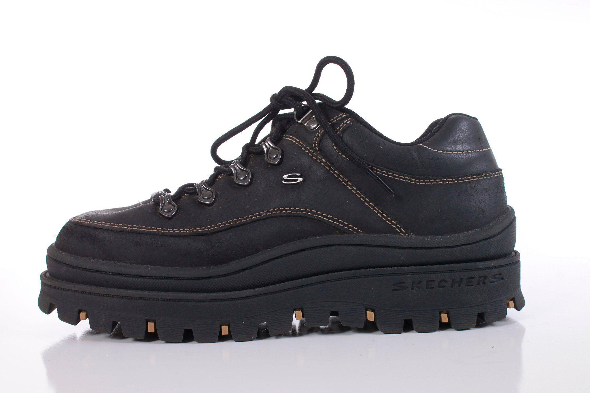 90 S Platform Skechers Jammers Boots Women S Size 9 5 Kco