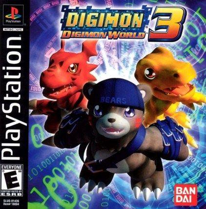 Digimon World 3 apk psx epsxe game Download,Digimon World 3