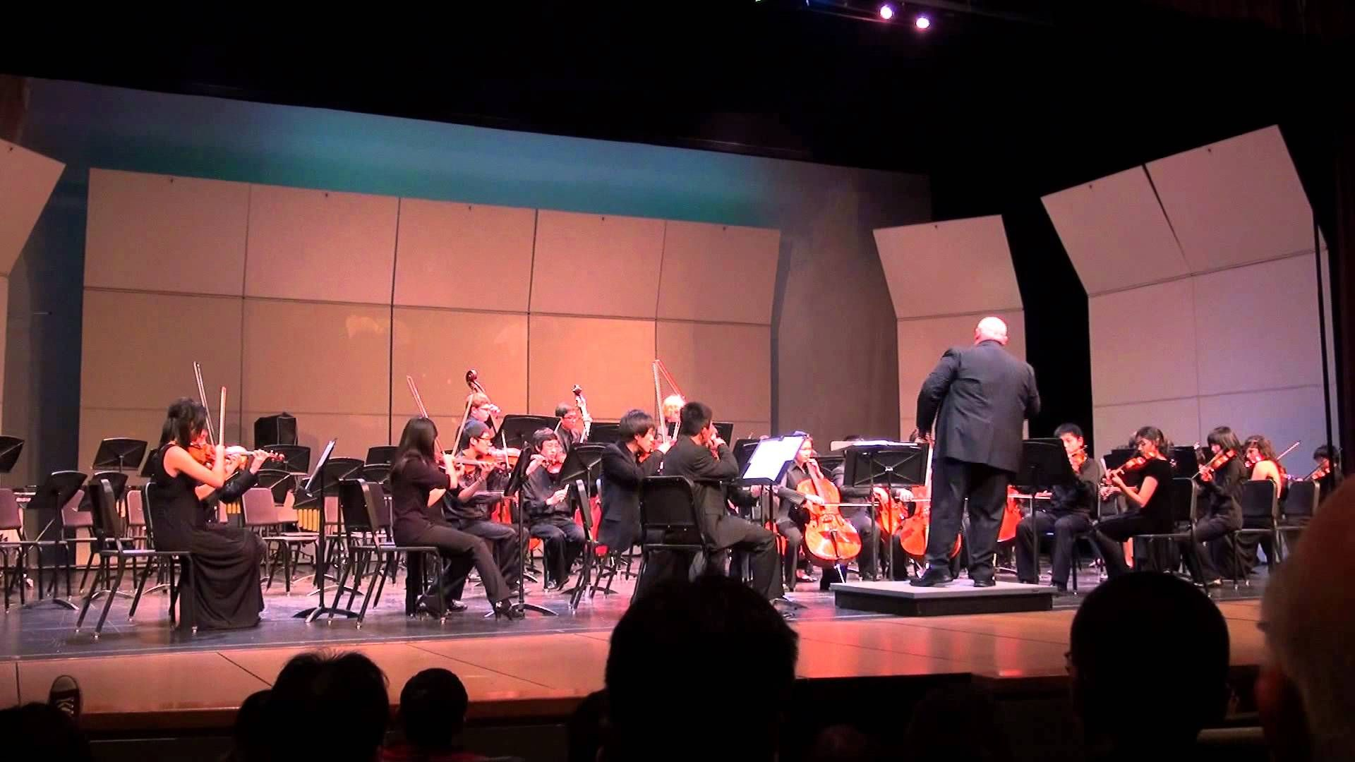 """EVHS Orchestra: Symphony No. 44 """"Trauer"""""""