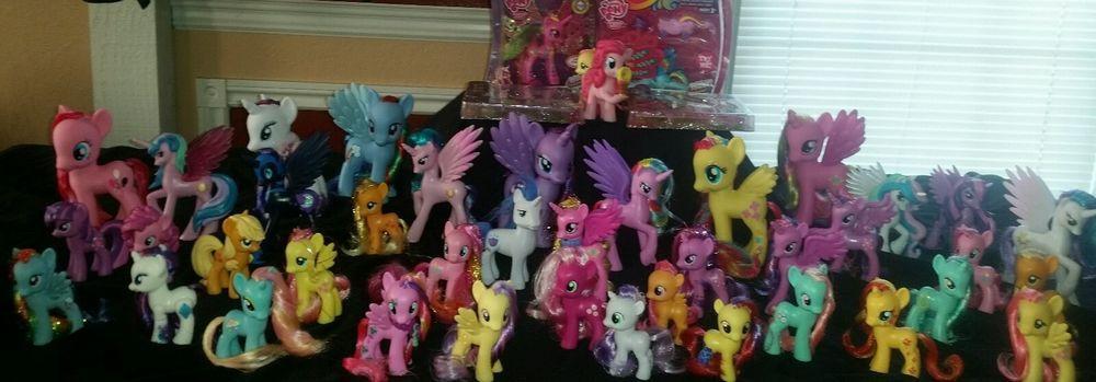 My Little Pony Lot G4 Mlp Lot Minty Nightmare Moon Princess Luna Shining Armor In Toys Hobbies Tv Movie Cha Nightmare Moon Princess Luna My Little Pony