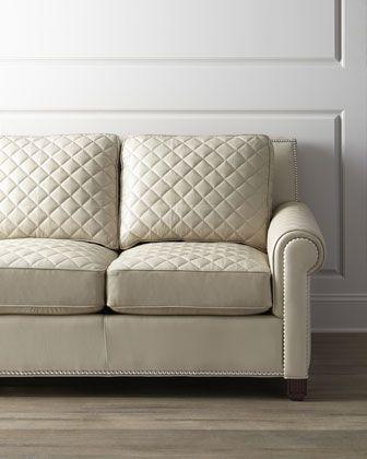 Pleasing Kara Leather Sofa For The Home Leather Sofa Sofa Furniture Machost Co Dining Chair Design Ideas Machostcouk