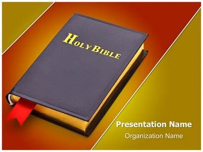 Check Out Our Professionally Designed Holy Bible Ppt
