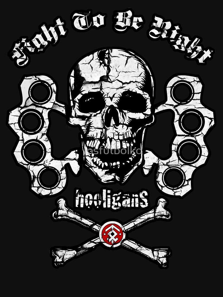 Football Hooligans T Shirt By Losfutbolko Ok In 2019