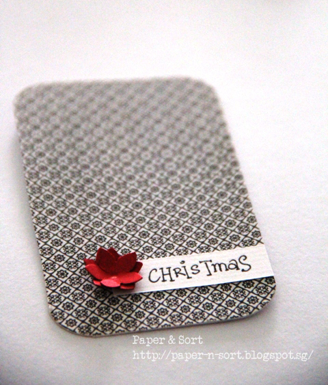 Diy tag using security envelope and business card envelope diy tag using security envelope and business card reheart Choice Image