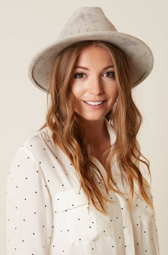 38a05db0a How to Style Hats : Adora Safari Hat | Buckle | Accessories in 2019 ...