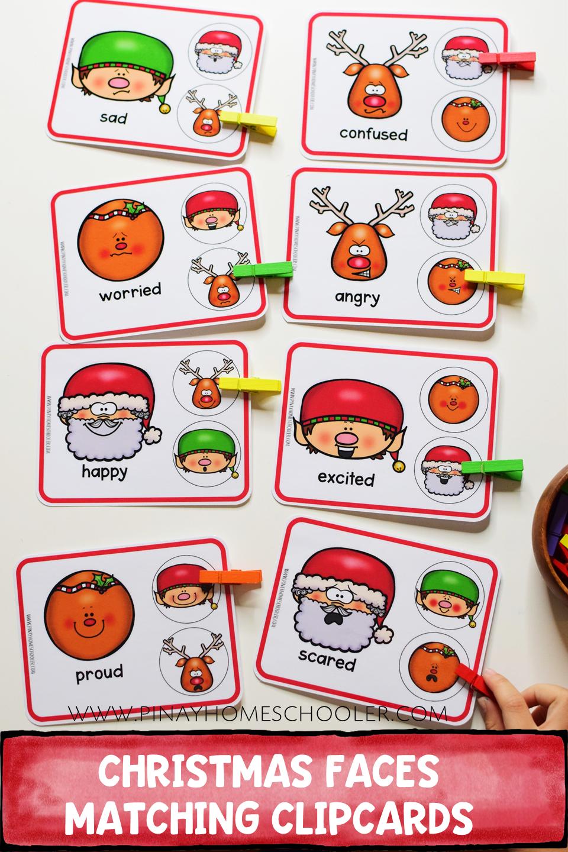 Christmas Preschool And Kindergarten Learning Materials Preschool Christmas Kindergarten Christmas Activities Preschool Christmas Toys [ 1440 x 960 Pixel ]