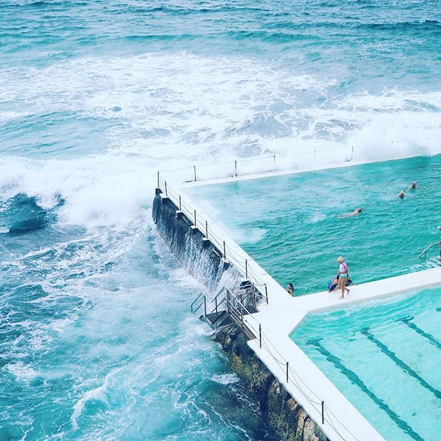 Places To Visit Over A Weekend: Bondi We Visited @bondiicebergsclub For The First Time