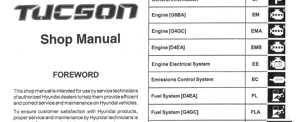 hyundai tucson 2006 2007 2008 workshop service repair manual rh pinterest com 2007 Hyundai Tucson Owner's Manual 2006 Huyndai Tucson Dashboard