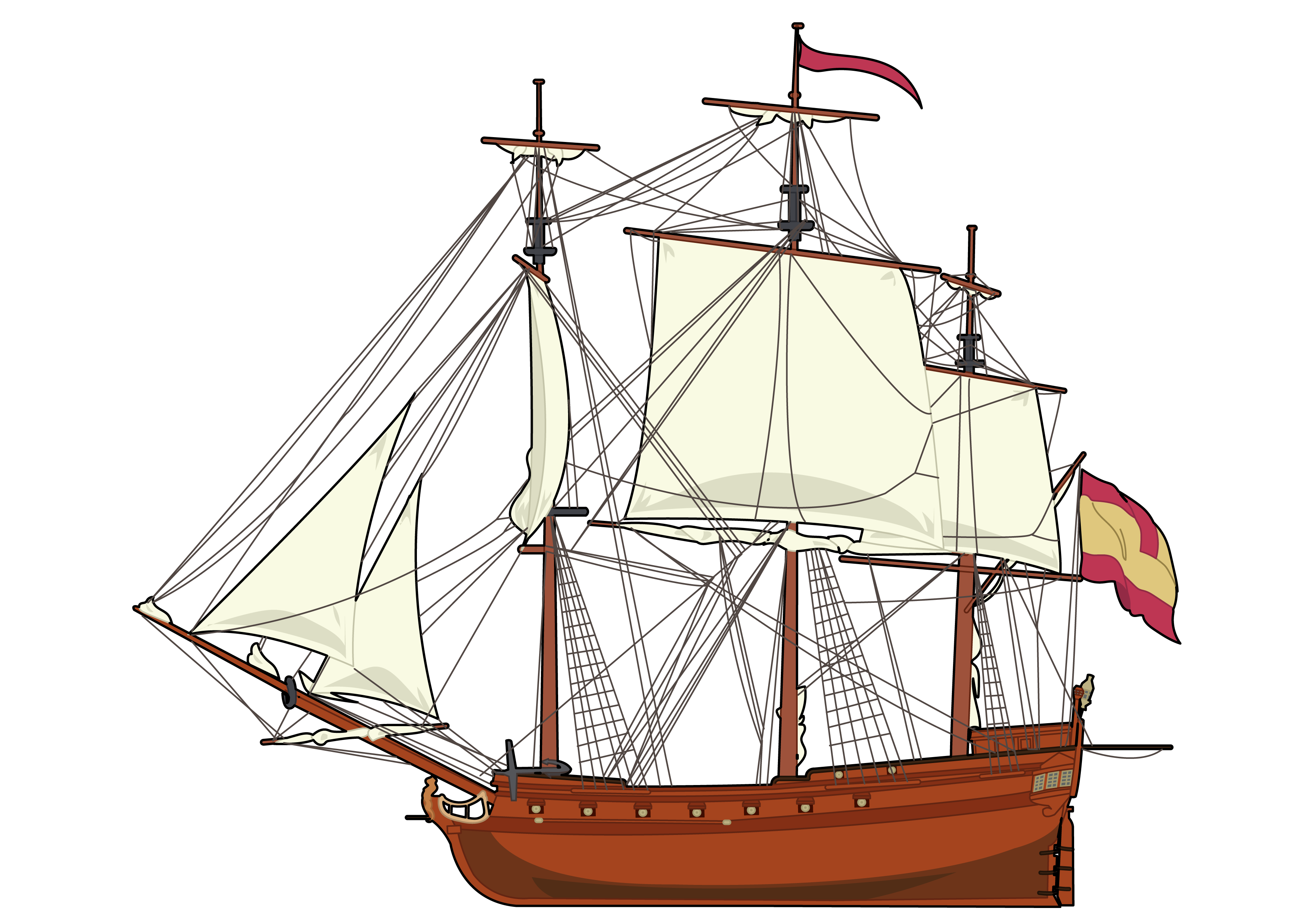 p>La+corbeta+es+un+buque+de+guerra+muy+similar+a+la+fragata+solo+que ...