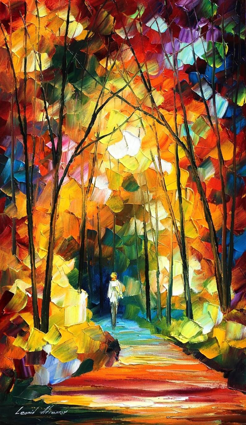 very rare swagu mAcGundy_____________ #art #painting #afremov ...