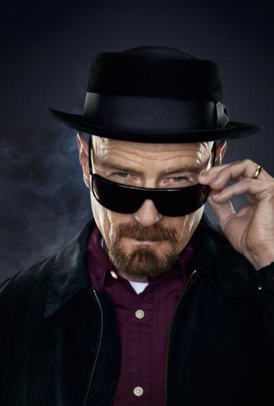 4ae24180855 Walter White AKA Heisenberg