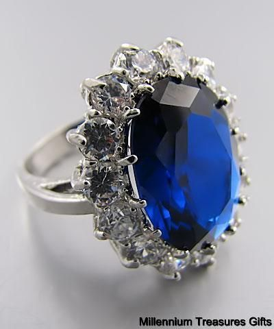 Princess Diana Exact Replica Ring