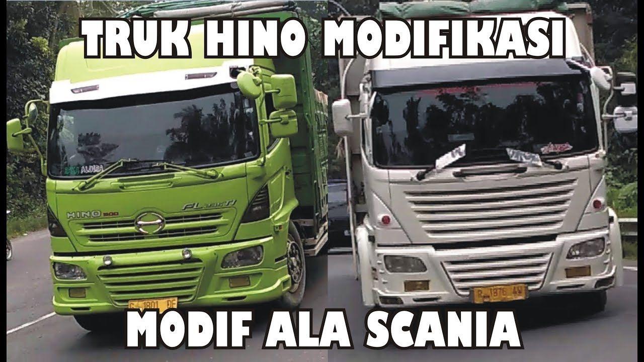 Modifikasi Mobil Hino Original Modifikasi Mobil Mobil Konsep Kendaraan
