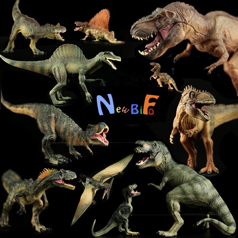 New Jurassic Indominus Rex Figure Dinosaur Figure Animal Model Kids Toy Gift US