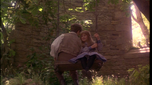 The secret garden filminspiration Mary x Dickon