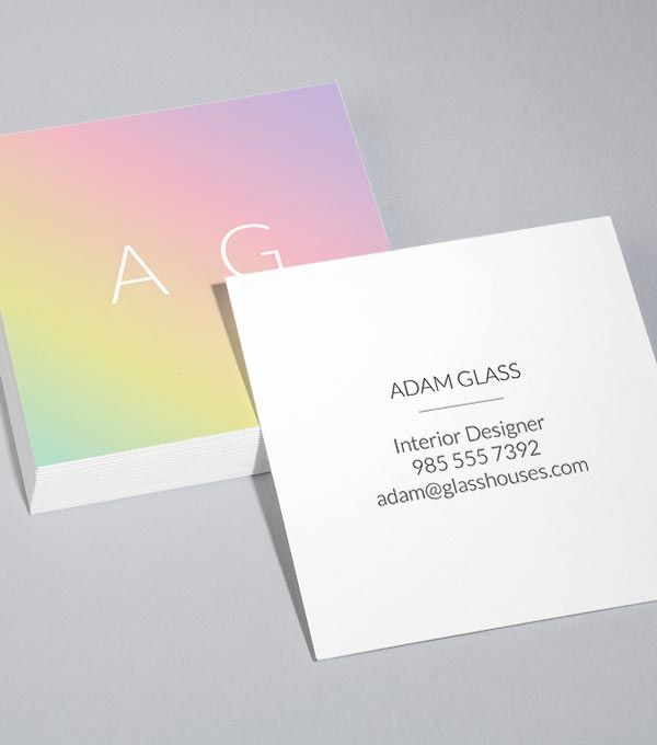 Browse square business card design templates moo united states browse square business card design templates accmission Gallery
