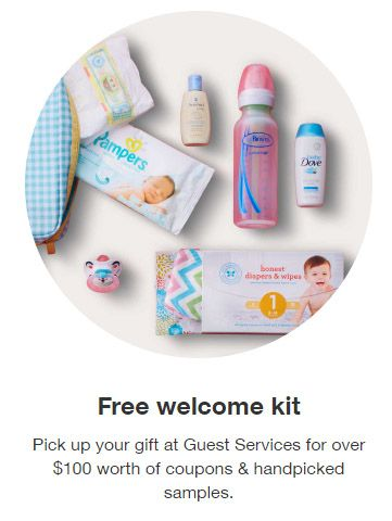 FREE Samples & Coupons with Target Baby Registry #Baby, # ...
