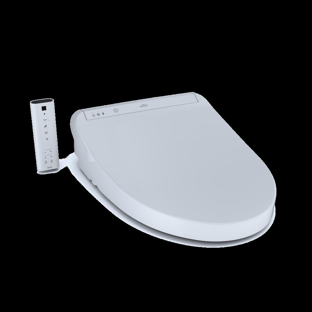 TOTO® K300 WASHLET® Elongated Bidet Toilet Seat with