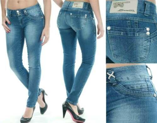 Calça Jeans Sawary Levanta Bumbum Temos Preço Para Atacado - R$ 89,90