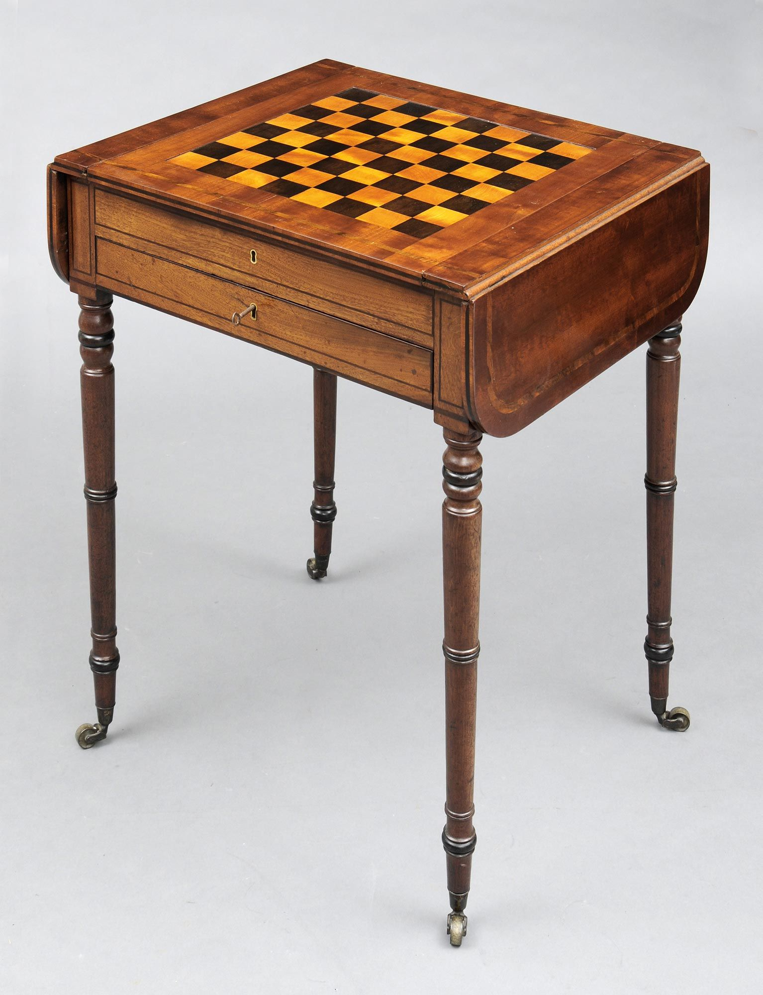 English Antique Regency Table