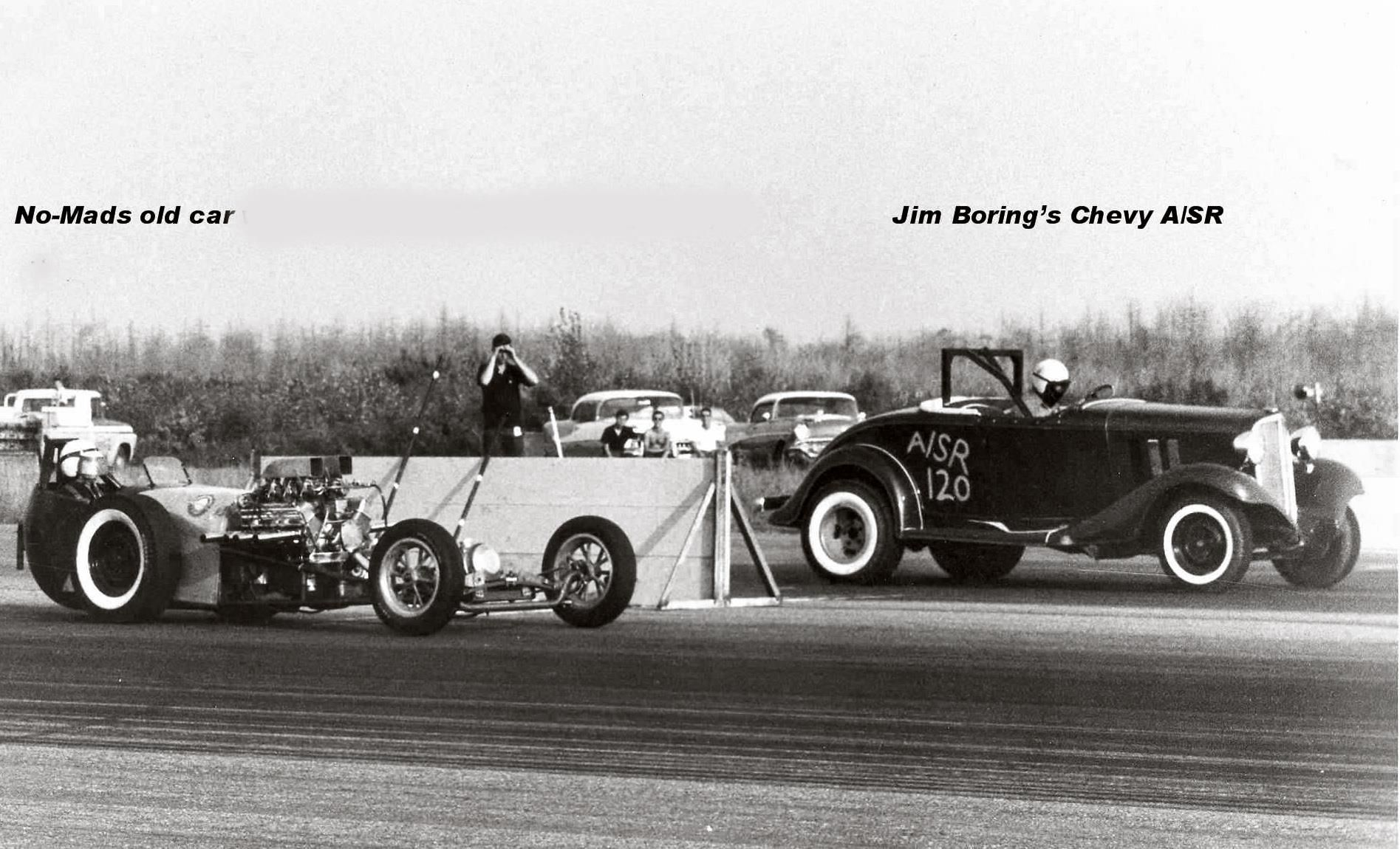 vintage drags | Vintage Drag Racing Photos From Sanford, Maine ...