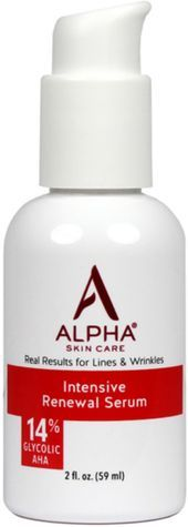 Alpha Skin Care Intensive Renewal Serum Intensive Renewal Serum Brown Spots On Skin Skin Bumps