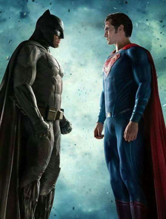 God Vs Man Going To See Batman V Superman Today So Hyped With