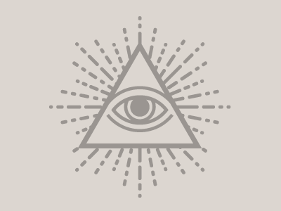 Dribbble All Seeing Eye By Kyle Tezak Third Eye Tattoos All Seeing Eye Eye Tattoo