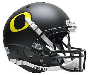 Northwestern Wildcats Schutt Black Matte Replica Football Helmet College Replica Helmets