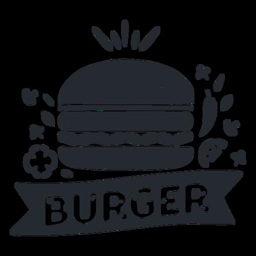 Burger Food Logo Logotype Silhouette Ad Sponsored Paid Food Silhouette Logotype Burger Logo Food Fast Food Logos Burger