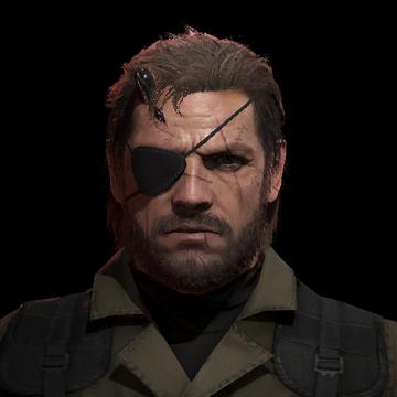 Venom Snake Metal Gear Wiki Fandom Snake Metal Gear Big Boss Metal Gear Venom Snake