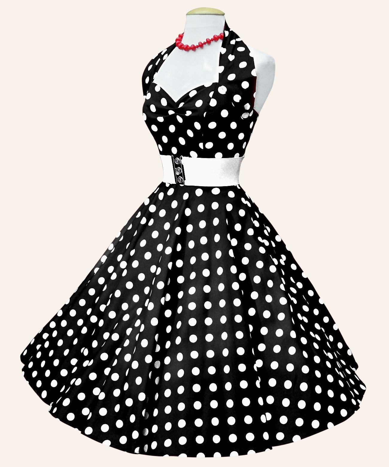 S halterneck polka dot dress from vivien of holloway s